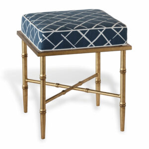 Petite Gold Doheny Bench