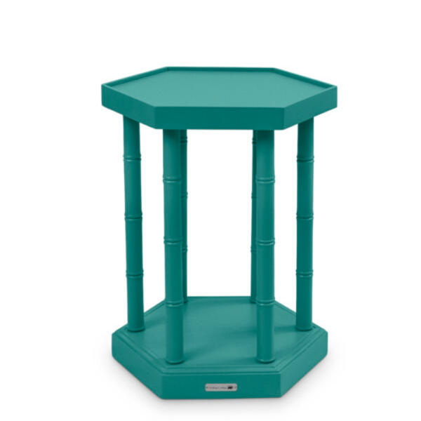 bunching Drinks table
