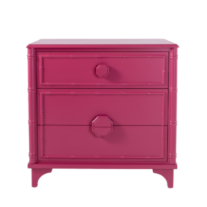Via Mizner three-Drawer Chest