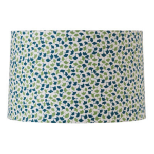 Green Ginkgo-Leaf Medium Lampshade