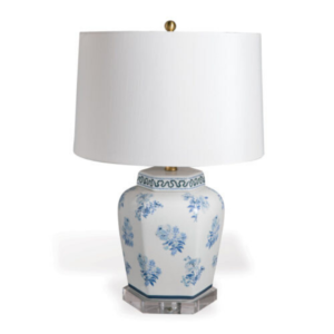 Blue Isleboro Eve Lamp