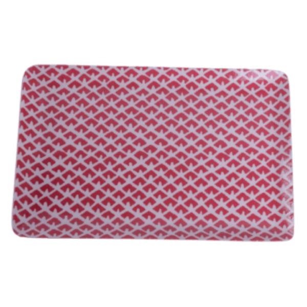 Coral Pattern Tray