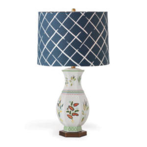 Botanical Palm Table Lamp