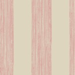 Georgica Stripe Bridal Rose Fabric by the Yard.